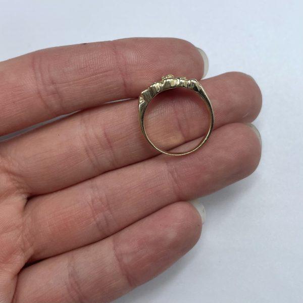 Bella Nugget ring 4