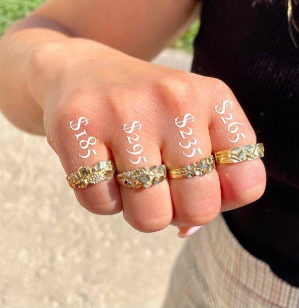 Diamond Rings 5